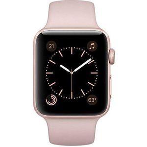 Rose Gold Apple Watch 38mm